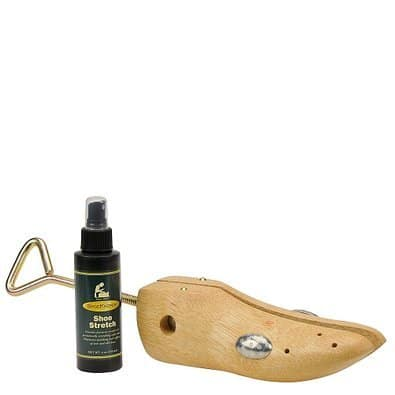 shoe keeper stretch and spray combo