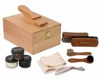 Footfitter Exclusive Shoe Shine Valet Deluxe Set