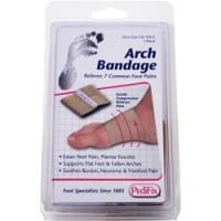 pediflex arch bandage best for arch support