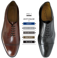 How Should Dress Shoes Fit
