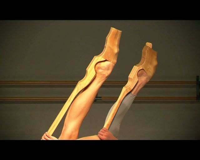 ballet foot