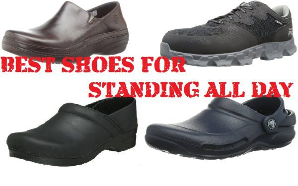 best dress shoes for standing all day
