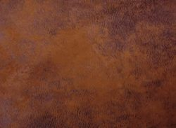 how to distress leather
