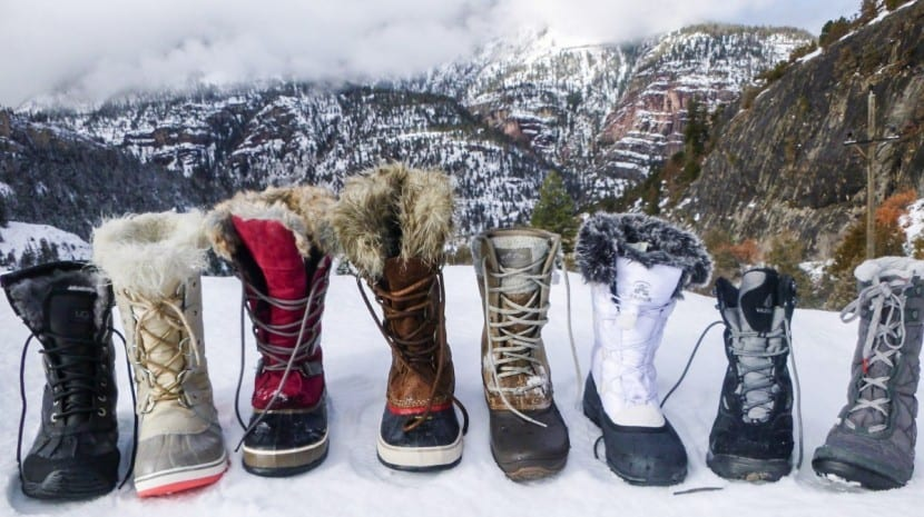Best Winter Boots 2019 For Men And Women Out Door