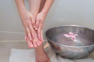 Foot Soaking Tub
