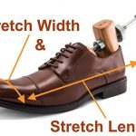 How a 2-way shoe stretcher works