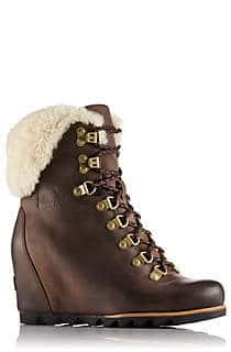 Sorel Women's Conquest Wedge Bootie