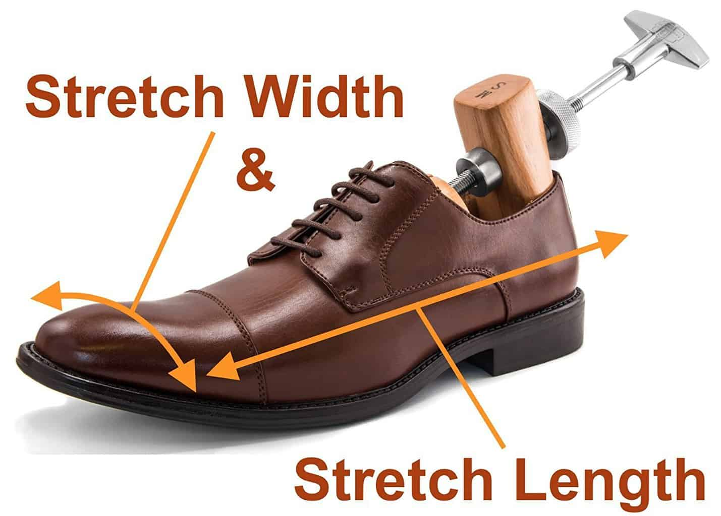 Men   Shoe Foot Length